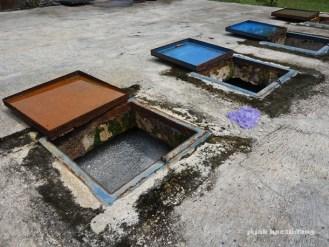 pemisahan gas dan air limbah tak berbahaya