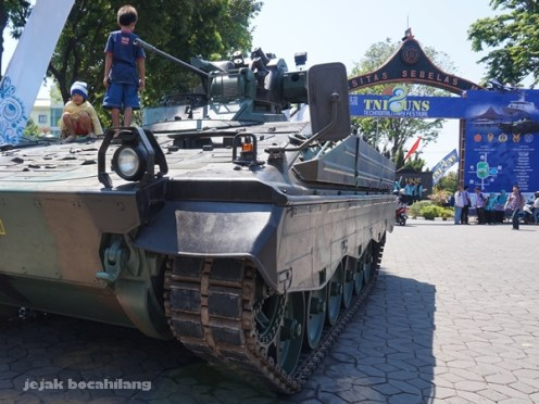Techno Military Festival TNI-UNS 2016