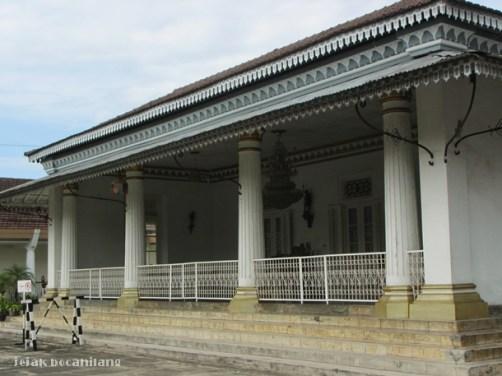 rumah Mayor Tionghoa di Kota Temanggung