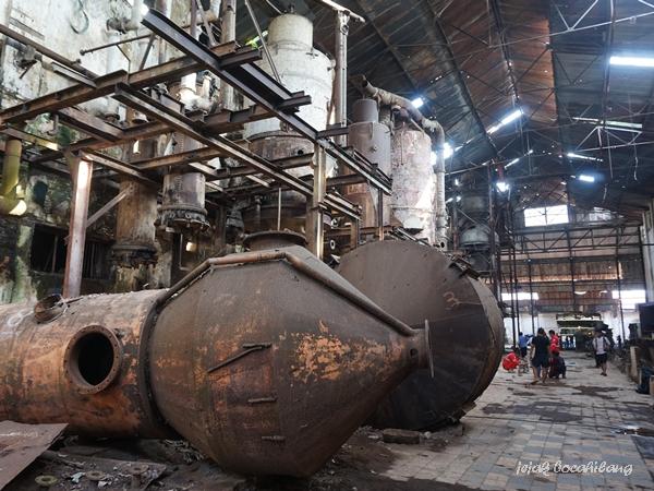 Pabrik Gula Colomadu 2016