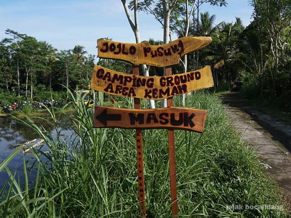 outbound di Desa Ekowisata Pancoh