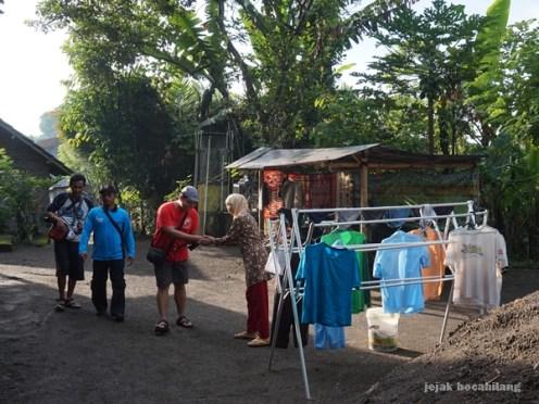 kearifan lokal Dusun Pancoh
