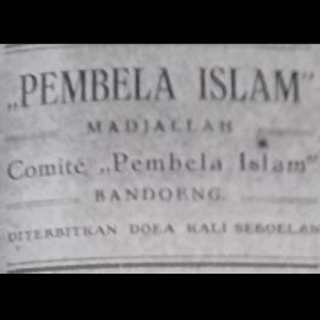 Lahirnya Pers Islam di Indonesia