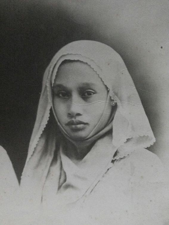 Siti Raham binti Endah Sutan, wanita bersahaja dibalik Buya Hamka. Sumber foto : Dokumentasi Keluarga