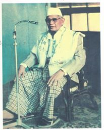 KH Abdullah Syafi'ie. Sumber foto: Penyunting Tuty Alawiyah. 1999. K.H. Abdullah Syafi'ie Tokoh Kharismatik 1910-1985. Jakarta: Yayasan Alawiyah