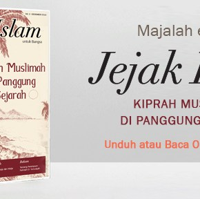 Majalah Jejak Islam No. 2: Kiprah Muslimah di Panggung Sejarah