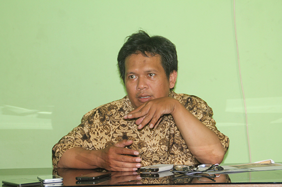 Arif Wibowo (PSPI). Foto: Tim Liputan JIB - JITU