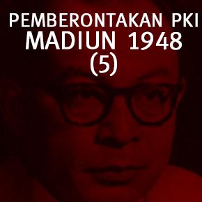 Pemberontakan PKI Madiun 1948: (5) PKI Membela Diri?