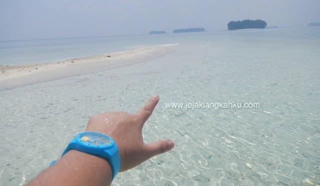 wisata pulau seribu jakarta beach snorkeling