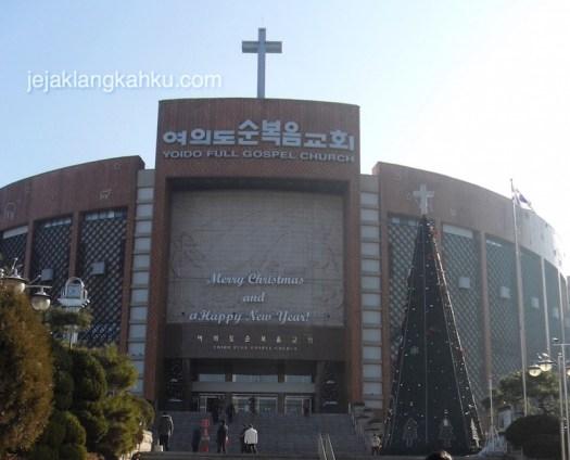 yoido church seoul 1