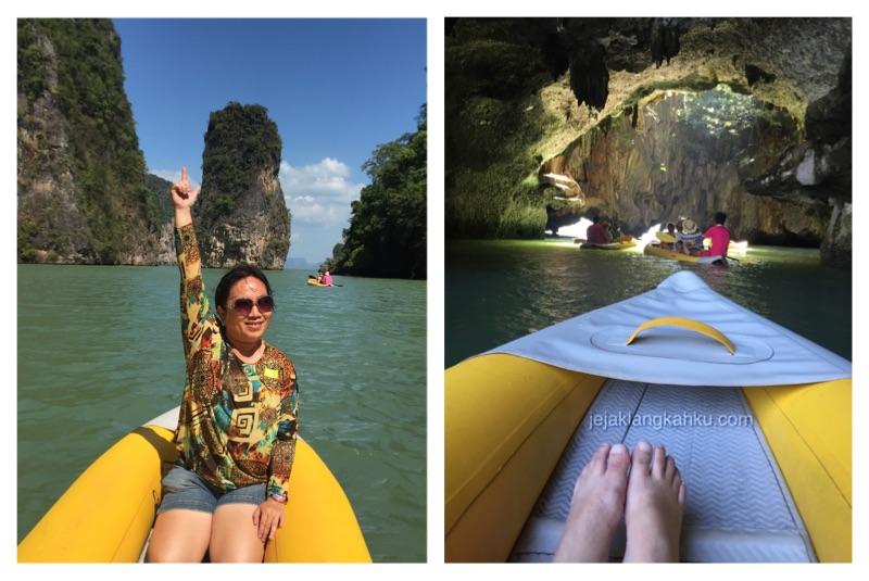 sea canoing hong island phuket 1