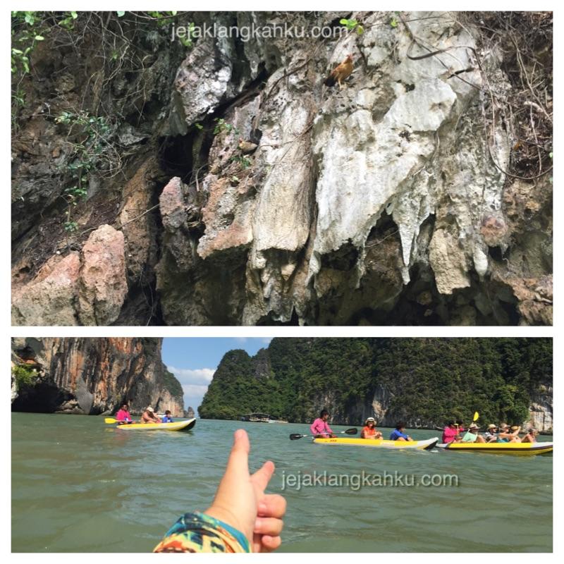 sea canoing hong island phuket 8