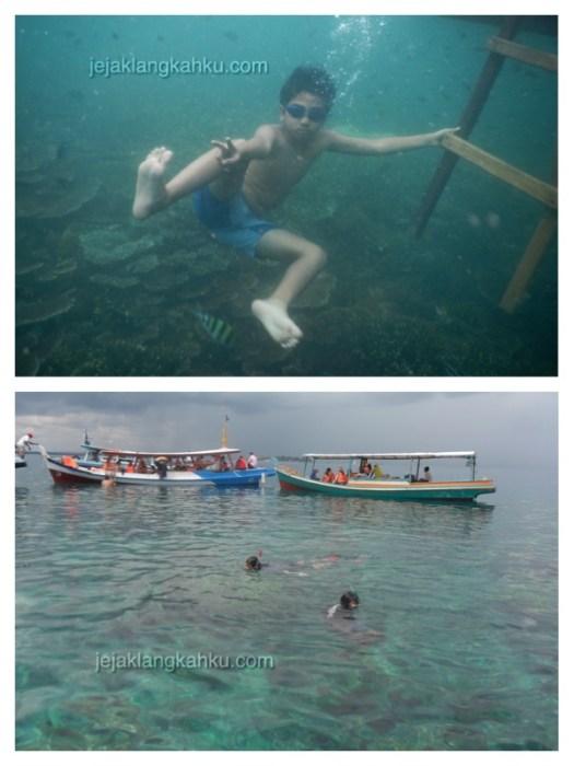 snorkeling pulau lengkuas belitung 5