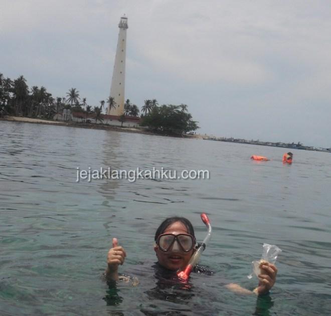snorkeling pulau lengkuas belitung 6