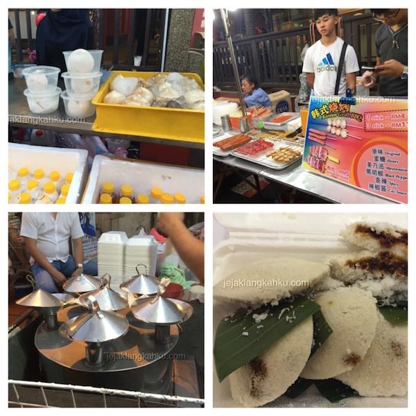 jonker street night market melaka 1