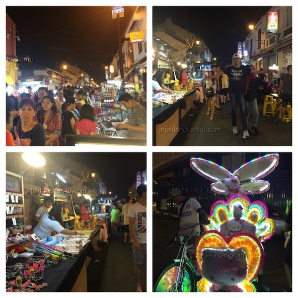 jonker street night market melaka 3