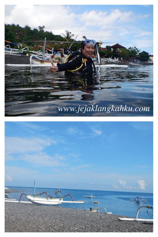 diving jumuluk amed 1