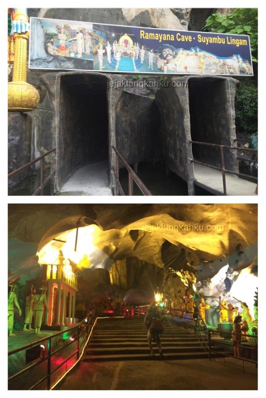 ramayana cave kualalumpur 3