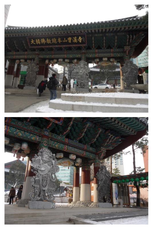 jogye temple seoul 2