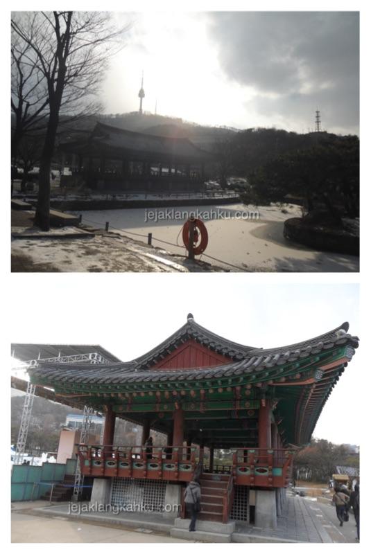 namsangol hanok village seoul 8