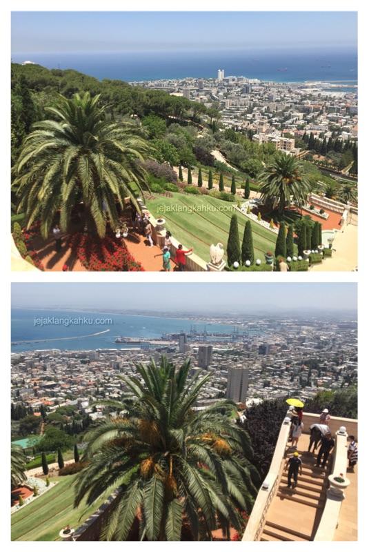 haifa garden israel 2