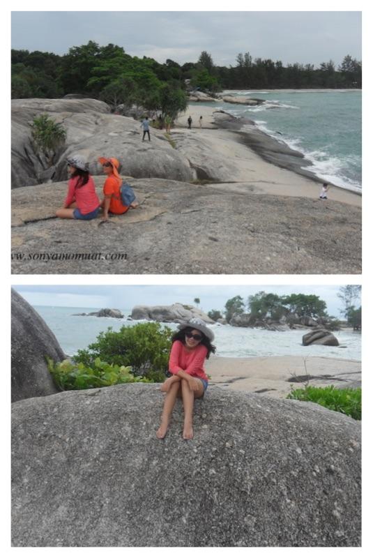 pantai penyabong belitung1