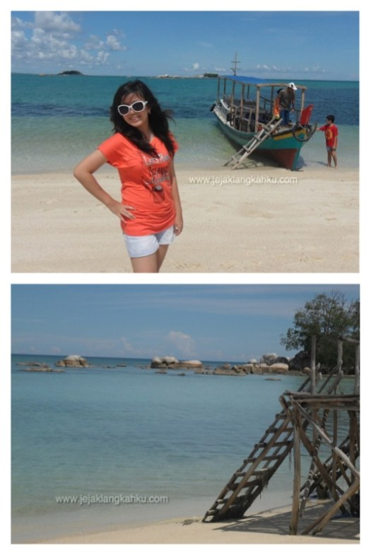 pulau burung mandi belitung 3