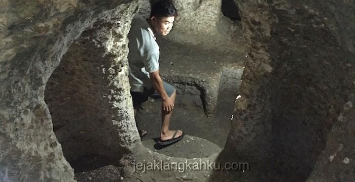 Underground House in Nusa Lembongan Bali : Goa Gala-Gala