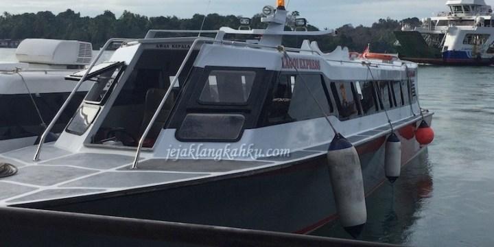 Transportasi Speedboat dari Batam ke Pulau Bintan melalui Pelabuhan Telaga Punggur