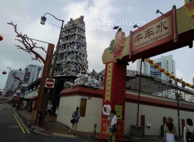 Begini Rasanya Menginap di Dormitory 5FootWayInn Hotel, China Town Singapura