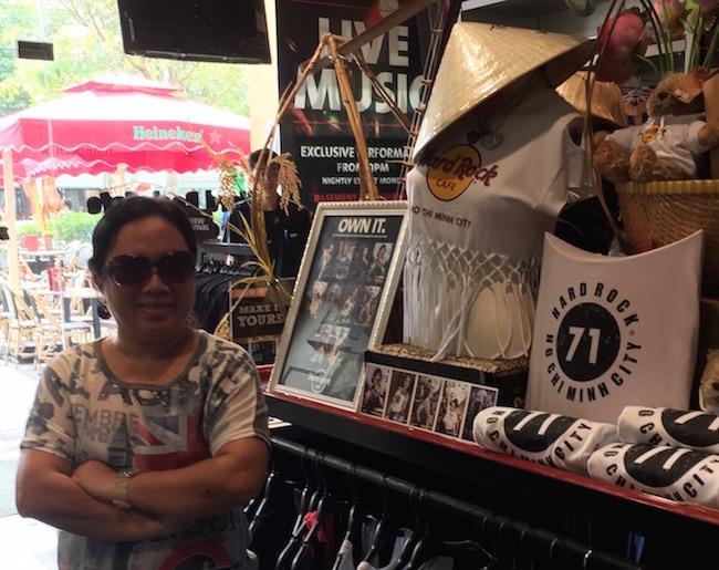 hard rock cafe saigon vietnam 4