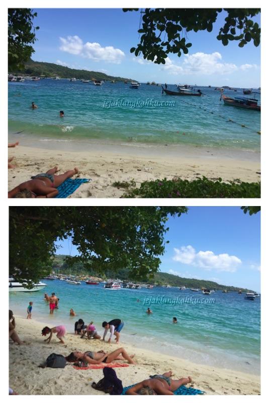 phi phi beach thailand 1