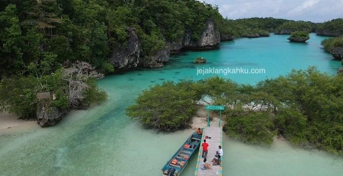 Pulau Baer, Mini Raja Ampatnya Kei Kecil, Tual