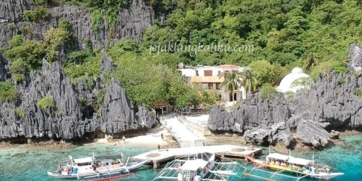 Mau Wisata One Day Tour Hopping Island di El Nido, Palawan Philipina ? Ini Tips nya !