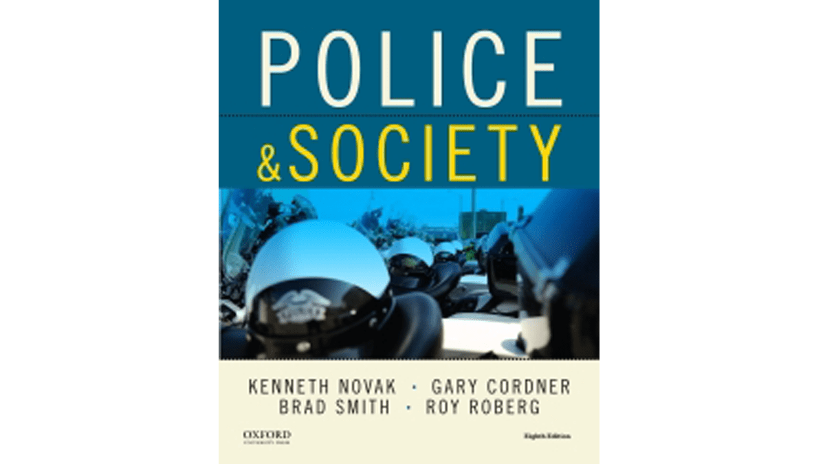 Related image of Police and Society 8th edition, pdf, ebook and download by Roy Roberg