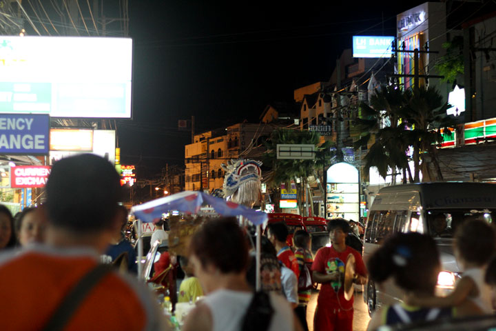 Chinese New Year at Patong - Phuket