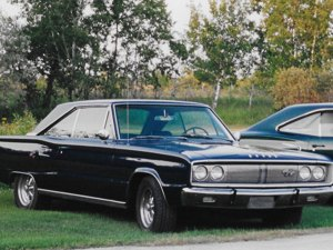 1967 Dodge Coronet 500- after