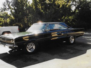 1967 Dodge Coronet R/T- after