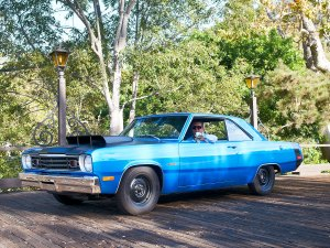 1973 Plymouth Scamp- after