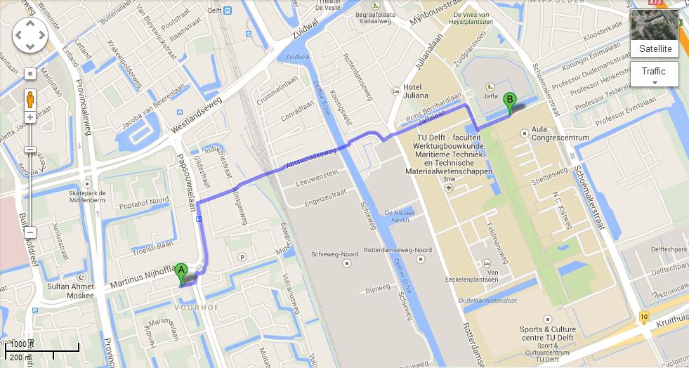 Ngintip sepeda di Belanda yuk