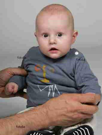 Pourquoi il ne faut pas asseoir les bébés