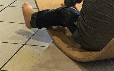 Zoom sur différentes expériences vécues par les enfants avec la wobbel