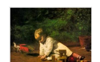 Baby at Play (1876)