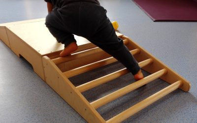 Diaporama étape 20: Monter et descendre les escaliers
