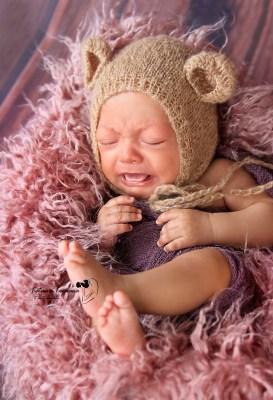 Newborn photography session in Orlando Florida