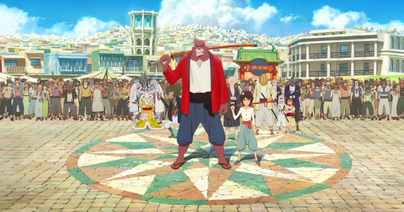 【TIN BẢN QUYỀN】Chuyển thể từ bộ phim hoạt hình nổi tiếng, [Cậu Bé & Quái Vật] sẽ là Boxset manga thứ 11 đến từ IPM