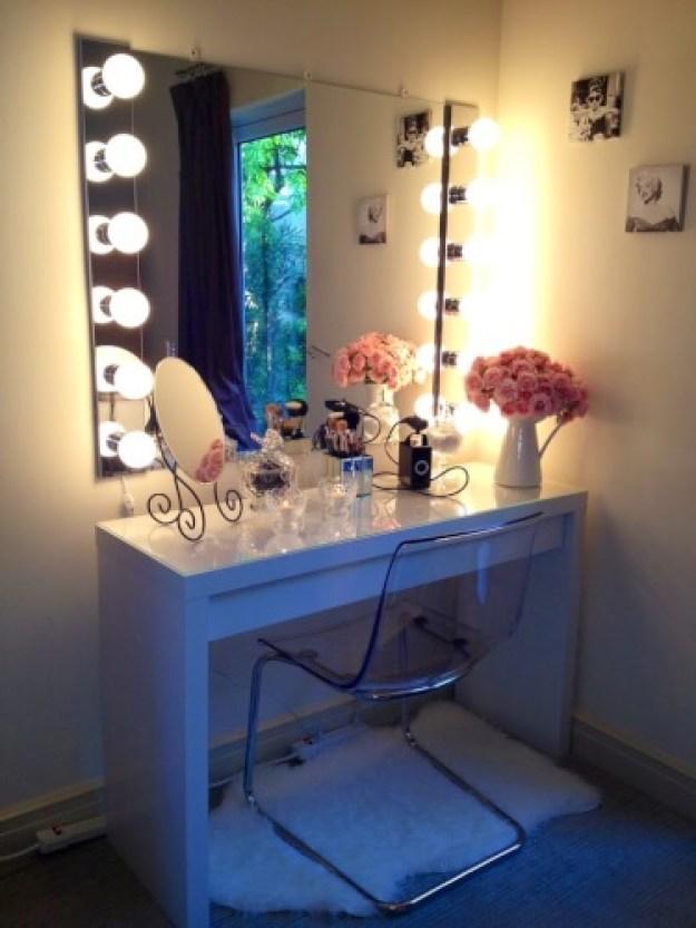 Makeup Vanity Table Ideas