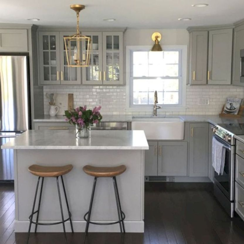 25 Amazing Small Kitchen Remodel Ideas That Perfect For Your Kitchen