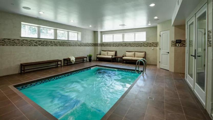 Basement Pool 5deas
