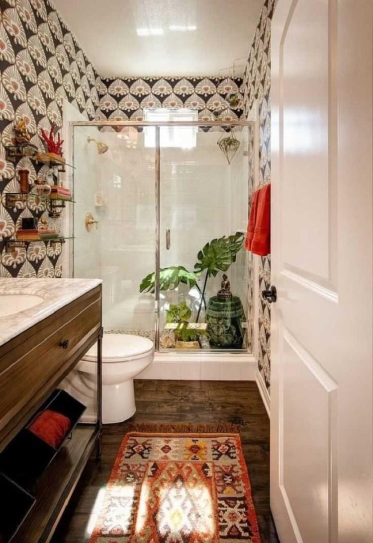 Basement Bathroom Ideas - Fresh Bohemian Vibes